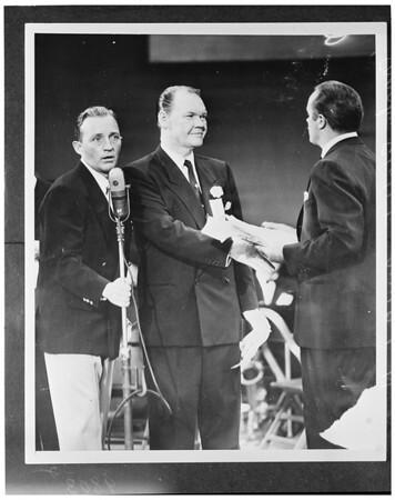 Olympic telethon, 1953