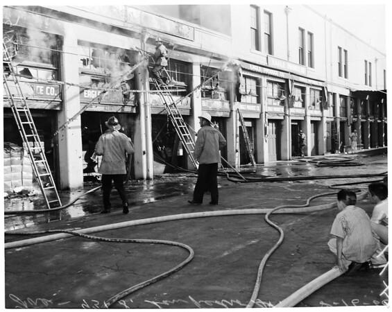 Fire, 1960