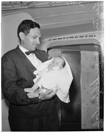 Lester Wagner (Travelers Aid representative), 1960