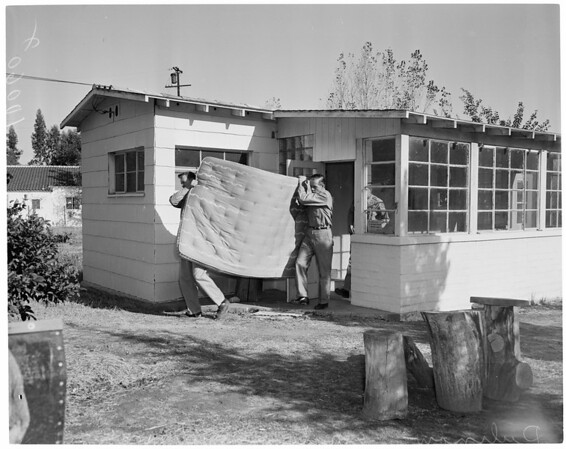 Detail 2 of 4, Dulinow eviction (6300 Shoup, Canoga Park), 1953