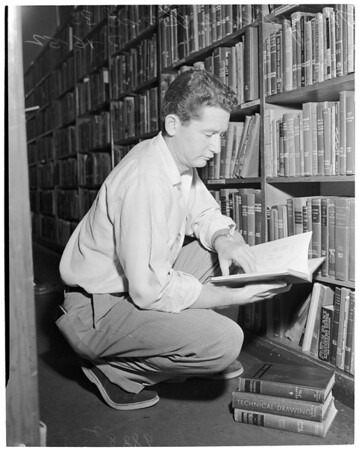Libraries, 1953