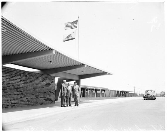 Detail 2 of 7, City of Garden Grove, 1960