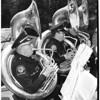 Music Week on City Hall lawn, 1953