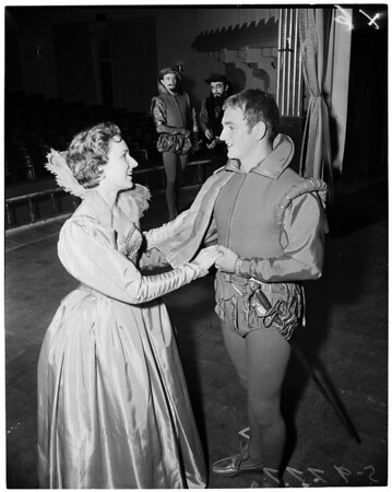 Detail 6 of 6, USC -- Much Ado About Nothing, 1955
