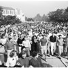 Detail 7 of 18, UCLA victory rally, 1953
