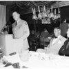 Detail 1 of 5, 40th Division luncheon, 1952