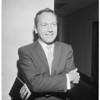 Johnston in court, 1960