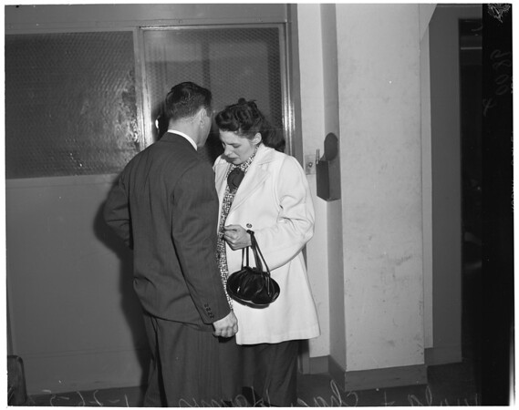 Baby selling case, 1953