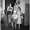 Detail 1 of 2, Boys Club of Assistance League, Saint Andrews, 1955