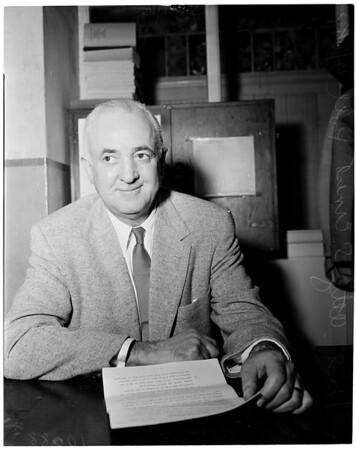 Interview, 1953