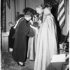 Marymount College gruaduation, 1960