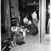 Detail 2 of 5, Burglary loot in West Los Angeles, 1953