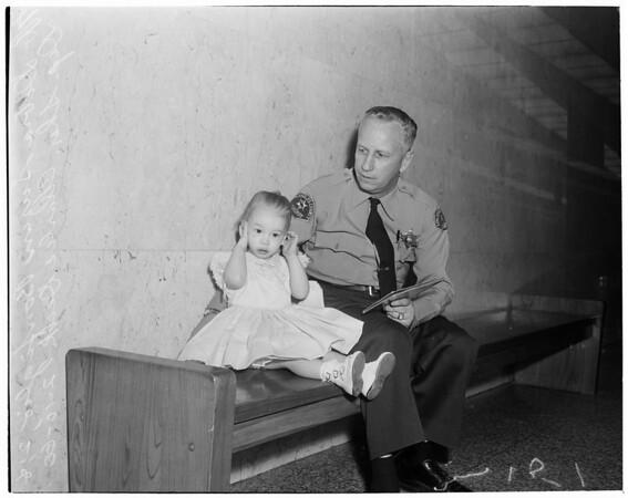 Paternity case, 1960