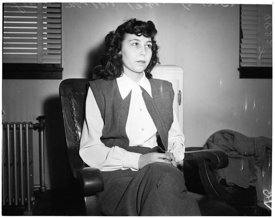 Miller annulment, 1953