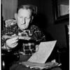 Dorsey story, 1952