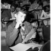 Math test, 1953