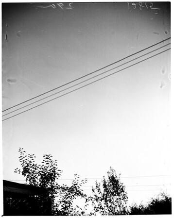 """Satellite """"Echo"""", 1960"""