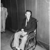 Lawyer admitted to bar, 1954