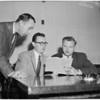 Communist hearing, 1957