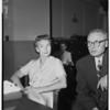 Un-American activities hearing, 1955