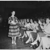 Posture Queen, Rosemead High School, 1960