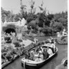Detail 3 of 4, King and Queen of Thailand at Disneyland, 1960