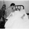 Sniper victim (hospital), 1958