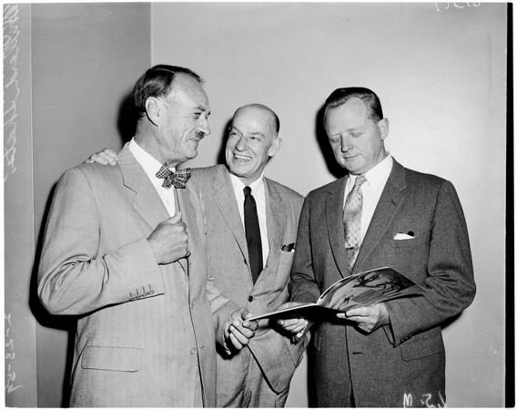 California Club, 1959
