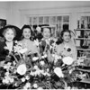 Detail 1 of 2, Society -- Assistance League, 1955