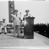 Change of Command (Cruiser Los Angeles), 1953