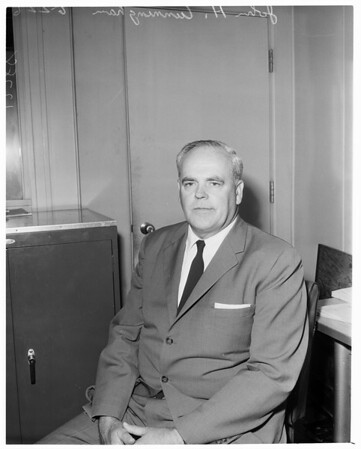 Jacob H. Cunningham (National Conference of Christians and Jews), 1960