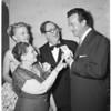 Charity ball (Jewish home), 1953