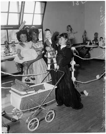 Marvin Youth Center dolls, 1960