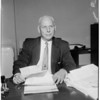 New Probate Commissioner, 1960
