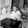 Children's Hospital orthopaedic patient, 1953