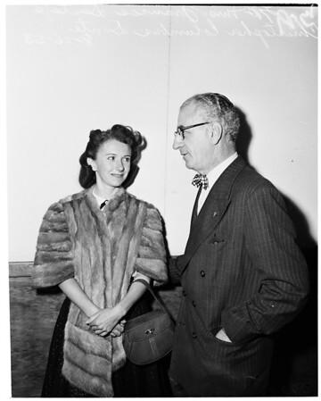 Guardianship, 1953