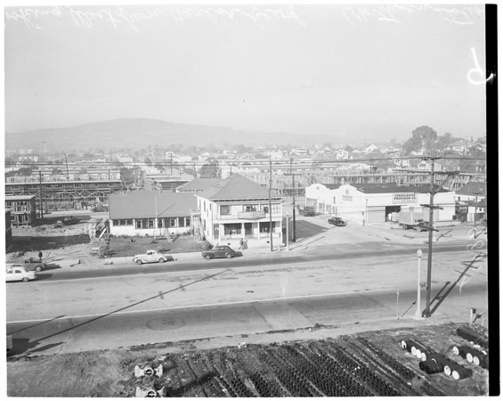 Rancho San Pedro, 1953
