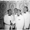 Detail 1 of 2, Frank Bonelli dinner, 1960