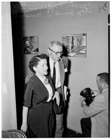 CHA probe, 1952