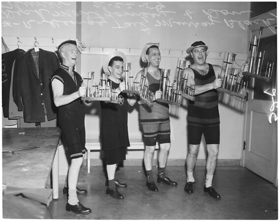 Barber Shop Quartets, 1959