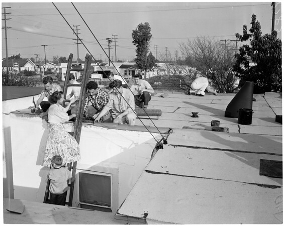 Roofing, 1952