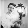 Lamp show at Biltmore, 1953