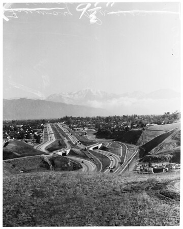 Ramona Freeway (copy negative), 1954