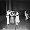 Detail 4 of 6, Folk dances, 1953