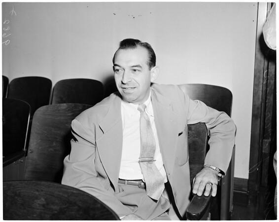 Housing story, 1952