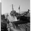 Canadian destroyer, 1953