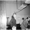 Detail 1 of 2, Burglar captured by Judge Stevens, 1960