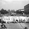 Detail 2 of 18, UCLA victory rally, 1953
