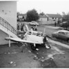 Detail 7 of 7, Compton plane crash, 1960