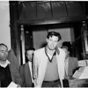 Detail 2 of 2, Burglary suspects, 1959